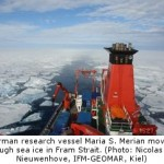 Warming North Atlantic Water tied to Heating Arctic