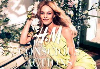 H&M's Conscious Actions Sustainability Report 2012