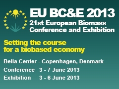 Logo 21st European Biomass Conference and Exhibition