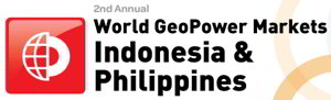 Logo 2nd Annual Geopower Indonesia & Philippines 2013