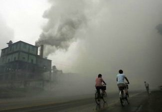 Carbon Emissions in China