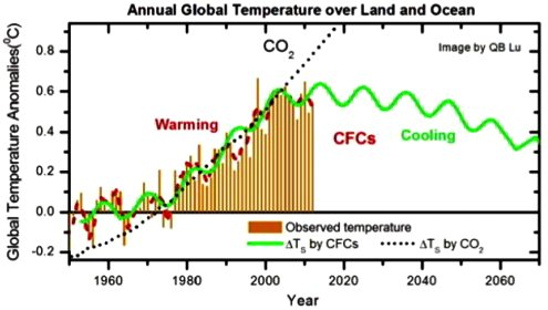 Global Warming & CFCs