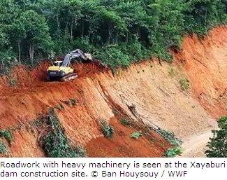 Xayaburi Dam Project