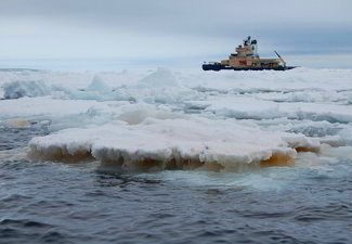 Collecting Microbes in Ross Sea