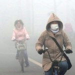Air Pollution in China Shortens Human Lives