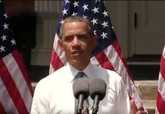 U.S. President Barack Obama's Climate Speech © NRDC