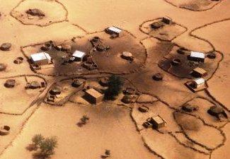 A Village in Africa