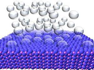 Hydrogen Production catalyzed by Nickel Phosphide Nanoparticles