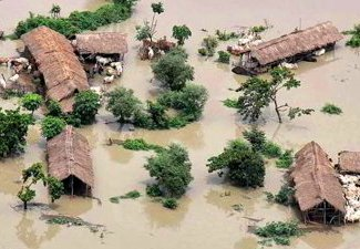 Climate Impacts in India: Floods in Assam