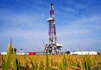 Fracking in U.S.