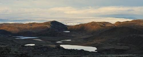 Tundra of West Greenland