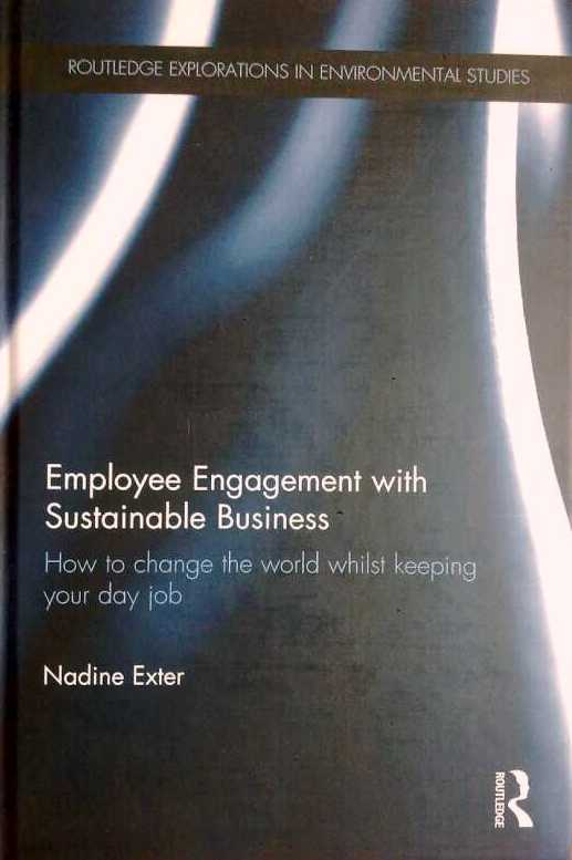 Nadine Exter Book Cover