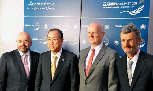 UN Global Compact Leadership Summit