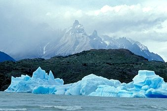 Melting Glaciers in Chile