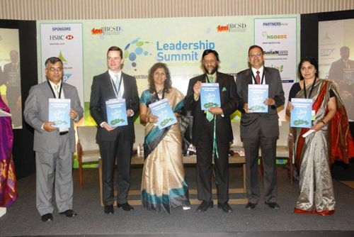 Yes Bank-TERI-BCSD Report Launch