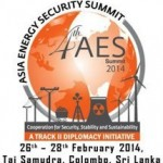 AESS 2014: 4th Asia Energy Security Summit 2014 at Colombo
