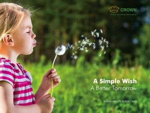Crown Holdings Sustainability Report