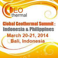 Logo Global Geothermal Summit 2014
