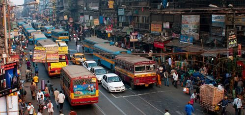 Urban Transport in Indian Cities