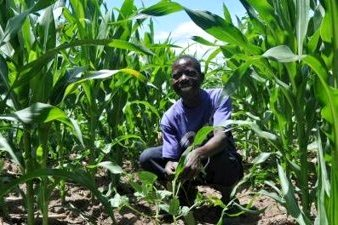 Smallholder Farmer in Kenya