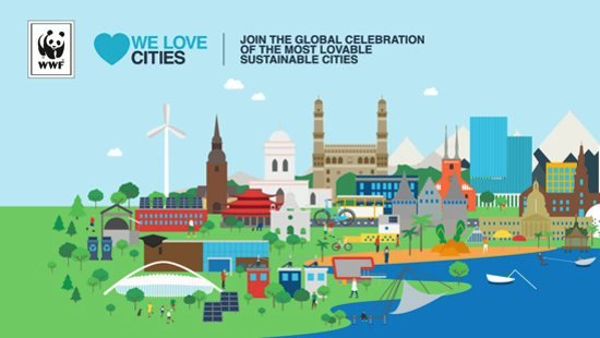 We Love Cities Campaign