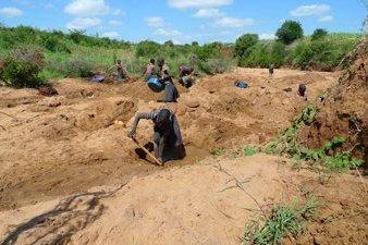 Artisanal Gold Mining in Karamoja, Uganda