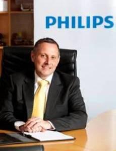 JJ van Dongen, Philips Africa