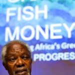 Plunder of Timber and Fisheries is Holding Africa Back: Kofi Annan
