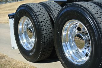 Alcoa Heavy-duty Truck Wheels