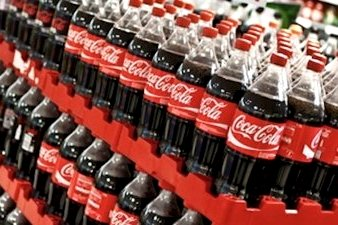 Coca-Cola Soft Drink Bottles