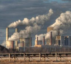 Carbon Pollution from Power Plants
