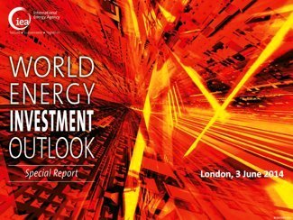 IEA World Energy Investment Outlook