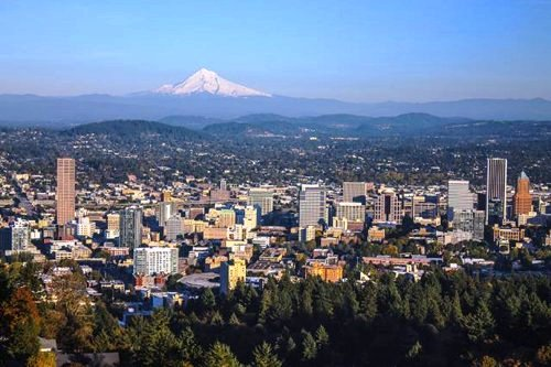Sustainable Urban Planning in Portland