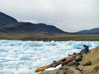 Greenland Ice Sheet. © OSU