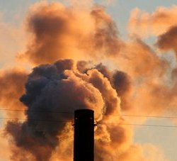 Carbon Emissions. © Chicagoenergy, Creative Commons/Flickr