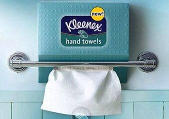 Kleenex from Kimberly-Clarke