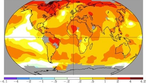 Global Air Temperatures