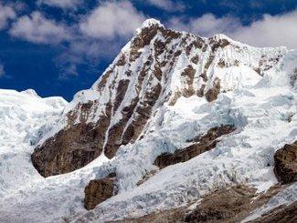 Artesonraju Glacier, Peru