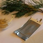 Recyclable Lithium Battery Made With Alfalfa and Pine Resin