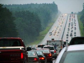 Road Transport. © Nick Sedlock, EEA