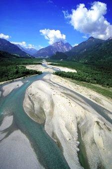 Lech River, Austria