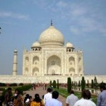 Carbon Soot Particles, Dust Blamed for Discolouring India's Taj Mahal
