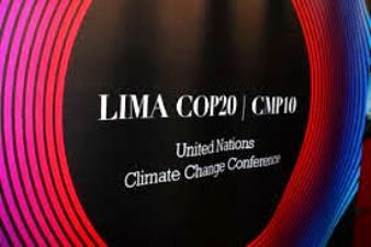COP20: Lima Climate Change Conference